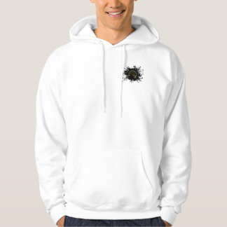 Rusa stads- stil 1 för emblemen tröja med luva