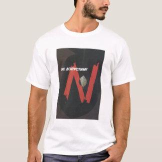 russ_poster_Propagandaaffisch T Shirts