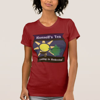 Russells Tea Tee Shirt