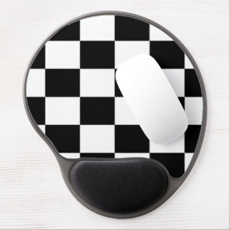 Rutig Gel Mousepad för B&W Gelé Mus-matta