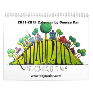 Rutland skolårkalender kalender