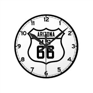 Rutt 66 - Arizona Rund Klocka