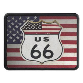 Rutt 66 dragkroksskydd