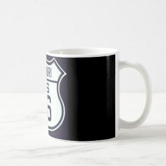 Rutt 66 Missouri Kaffemugg