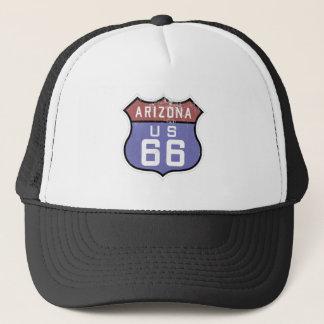 Rutt 66 truckerkeps