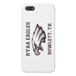 Ryaa för anslutning för Rowlett ungdom idrotts- iPhone 5 Hud