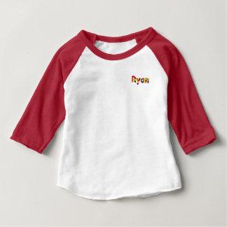 Ryan amerikandräkt 3/4 sleeveRaglanT-tröja Tee