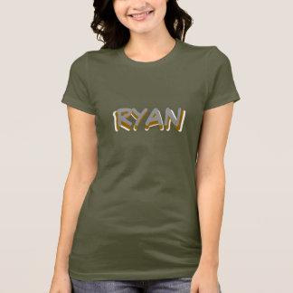 ryan tri-färg t-shirt