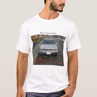 Ryans bilskjorta t-shirt