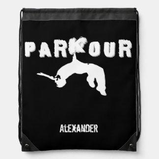 Ryggsäck för Parkour cinchsäck