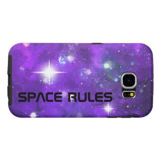 Rymden Galaxy S5 Fodral