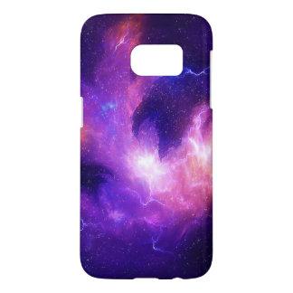 Rymden Galaxy S5 Skal
