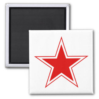 Rysk kalla krigetmagnet magneter för kylskåp