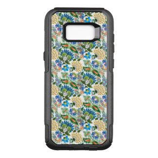 Rysk Khokhloma för nätt vintage blommönster OtterBox Commuter Samsung Galaxy S8+ Skal