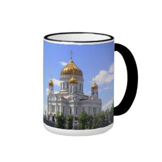 Rysk ortodoxkyrka ringer mugg