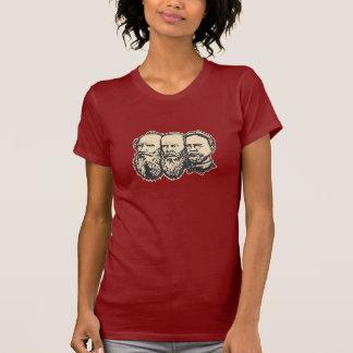 Rysk trojka: Tolstoy Dostoevsky, Chekhov T-shirts