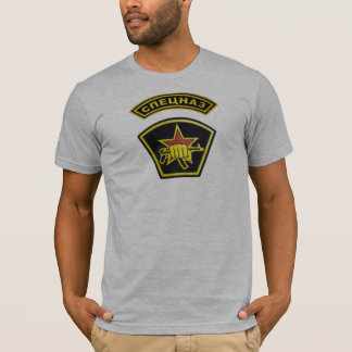 Ryska Spetsnaz Tshirts
