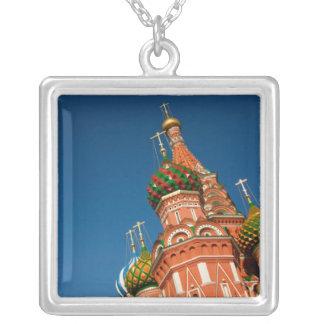 Ryssland Moscow, Kremlin, Vasiliy välsignade Silverpläterat Halsband