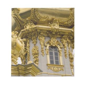 Ryssland St Petersburg, Peterhof slott (aka Anteckningsblock