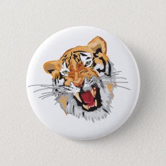 Ryta tiger standard knapp rund 5.7 cm