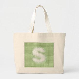S-Monogram Tygkassar