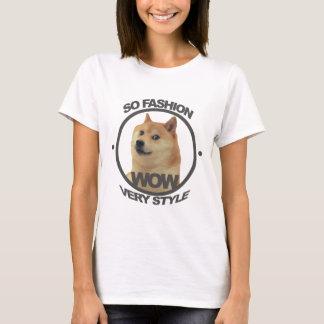 Så mode, så Doge Tee Shirt
