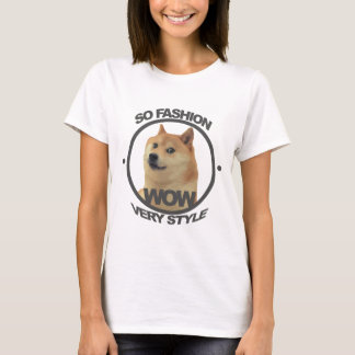 Så mode, så Doge Tröja