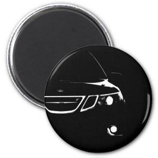 Saab 9-3 Aero magnet