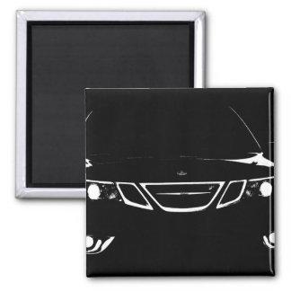 Saab magnet