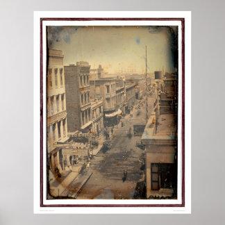 Sacramento gata - vänd om version (40089) poster