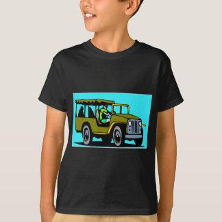 Safarilastbil Tee Shirt