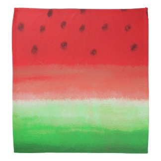 Saftig vattenmelon scarf