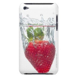 Saftigt moget organiskt plaska för jordgubbefrukt iPod Case-Mate case