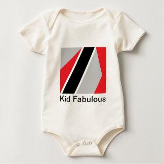 Sagolika bebist-skjortor för unge sparkdräkt