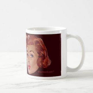 sagolikt kallat, svarade jag kaffe muggar