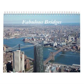 Sagolikt överbryggar kalender