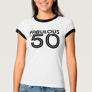 SAGOLIKT på den 50 födelsedag utslagsplatsen Tee Shirt