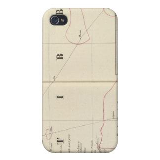 Sahara afrika 16 iPhone 4 fodral