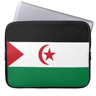 Sahrawi arabisk demokratisk republik laptop sleeve