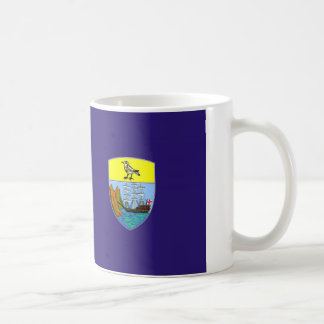 Saint Helena flagga Kaffemugg