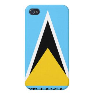 Saint Lucia Iphone 4 fodral