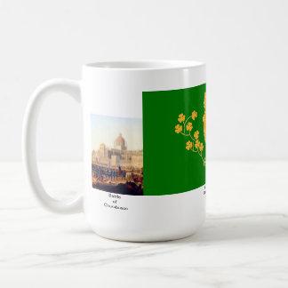 Saint patrick bataljonmugg kaffemugg