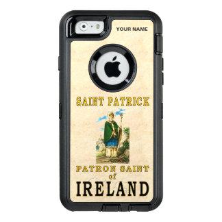SAINT PATRICK (skyddshelgon av Irland) OtterBox iPhone 6/6s Fodral