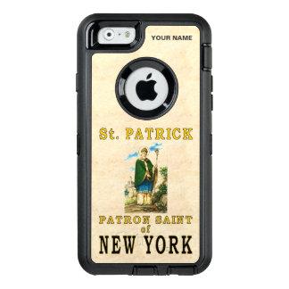 SAINT PATRICK (skyddshelgon av New York) OtterBox iPhone 6/6s Fodral
