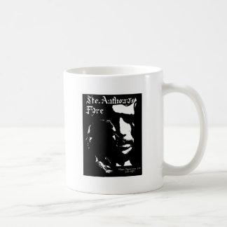 Sainte Anthonys Fyre musikband - 1970 Kaffemugg