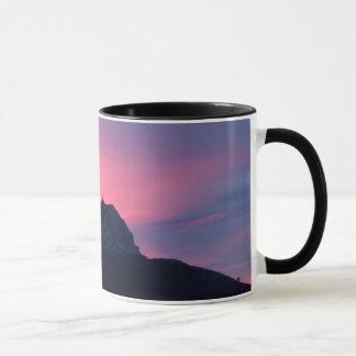 Sainte Victoire soluppgång Mugg