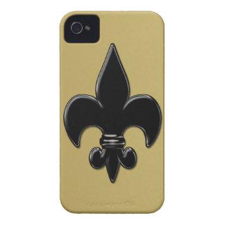 Saints Fleur De Lis iPhone 4 Cases