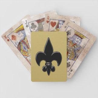 Saints Fleur de Lis Spelkort