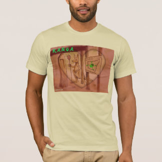 Saints östliga Brisbane T-shirt