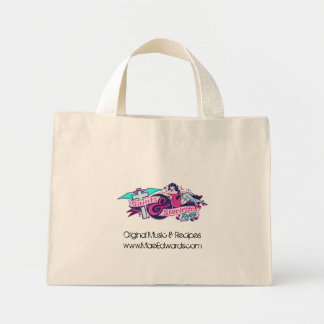 Saints & Starlettes shopping bag Mini Tygkasse